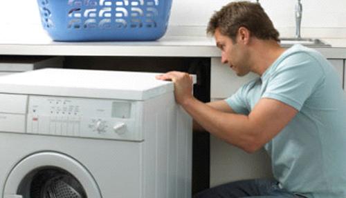 các sự cố sửa máy giặt